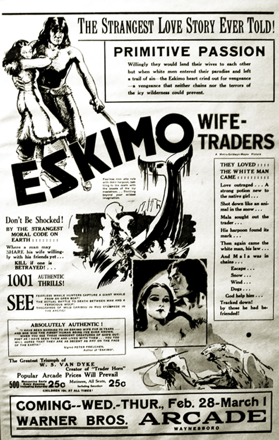 Eskimo Poster