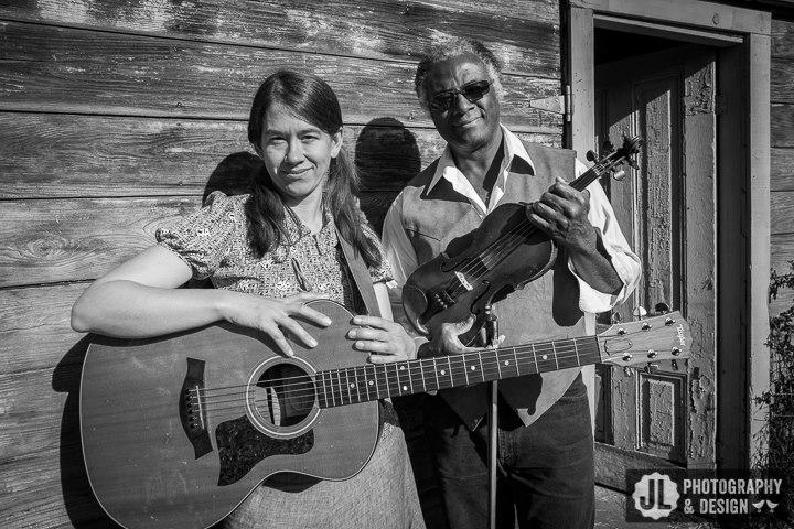 Earl White and Adrienne Davis