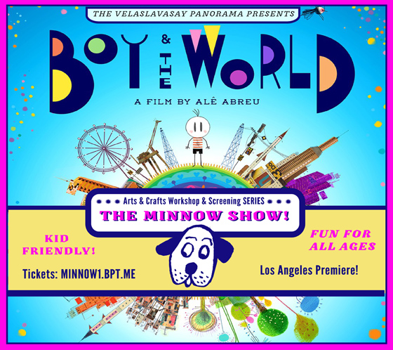 Minnow Show - Episode 1 - Boy and the World