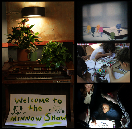 The Minnow Show!