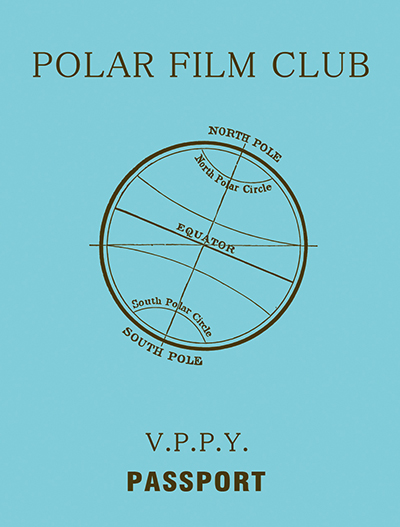 Polar Film Club at the Velaslavasay Panorama